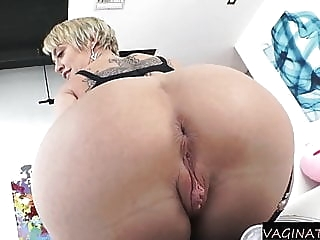 Best Ass In The World anal blowjob mature