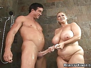 Samantha 38G big monster bbw mature top rated