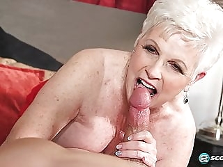 Jewel sucks and fucks mature top rated milf