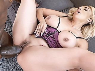 Kylie Kingston in A Sexy Surprise - PureMature big ass big tits blonde