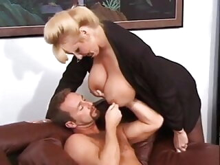 Carnal knowledge Therapist Big Tits blonde blowjob mature