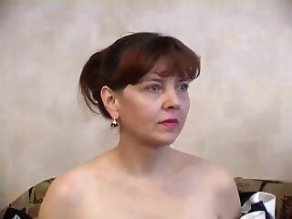 Roger an aged Russian hooker amateur close-up mature