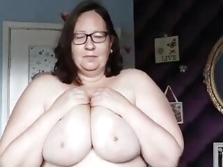 British Milf has a Juicy Body Built for BBC Doggy Breeding bbw mature interracial